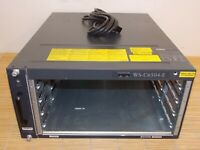 Cisco Catalyst WS-C6504-E 6504-E Enhanced 4-slots Chassis + FAN + PWR