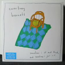 COURTNEY BARNETT 'Sometimes I Sit And Think' Vinyl LP NEW/SEALED