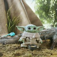 "Star Wars YODA  7.5"" 7 1/2-Inch  10 Sound The Child Electronic Mandalorian"