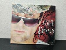 Sam Harris  Singed Free CD 2008, Funky Pants Productions