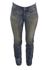 SIMON MILLER Women's Vintage Indigo Skinny Jeans W001 NWT