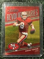 San Francisco 49ers Lot of 8 cards Steve Young Jerry Rice Ronnie Lott Boldin