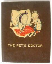 THE PET'S DOCTOR  by Ida Bohatta Morpurgo ARS SACRA 1946 Sambo