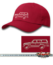 Toyota BJ60 FJ60 Land Cruiser Baseball Cap for Men & Women - Multiple Colors