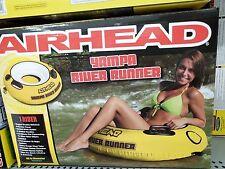"AirHead Yampa River Runner Raft 48"" Inner Tube lake pool float new"