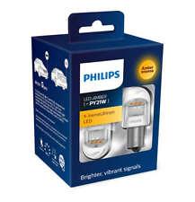 Philips PY21W + CANbus X-tremeUltinon LED gen2 11498XUAXM amber intense BAU15s