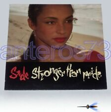 "SADE ""STRONGER THAN PRIDE"" RARE LP 1988 - MINT"