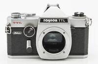 Chinon Raynox TTL Kamera Spiegelreflexkamera SLR analog M42 Schraubgewinde