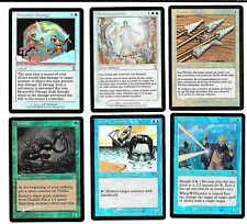 Lote 6 foil time shifted-enlglish & spanish-time spiral x6 nm!