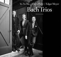 Yo-Yo Ma, Chris Thile & Edgar - Bach Trios Neuf CD