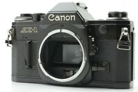 【 EXCELLENT+++ 】 Canon AE-1 Black 35mm SLR Film Camera from JAPAN ①
