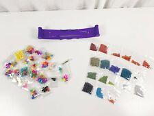 Rose Art Seed Bead Kids Jewelry Craft Beading Kit Set