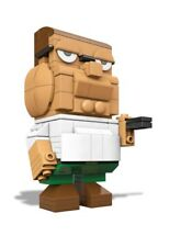 Mega Construx Kubros Family Guy ( I Griffin) PETER Building Kit 12cm