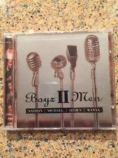 2 Boyz ll Men CD's