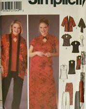 Simplicity pattern 5360 Womens/Petite Pants, Skirt, Kimono, Top sz 18W-24W uncut