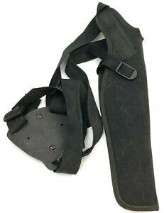 Uncle Mike's Vertical Shoulder Holster Rig Size 4 Med & Large Revolver 6031-P