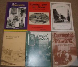 Bristol Booklets x 6