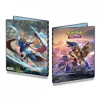 pokemon Sword and Shield -A4, 9 pocket folder, stores up to 252 cards