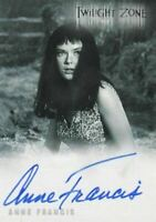 Twilight Zone 4 Science and Superstition Anne Francis Autograph Card A-96