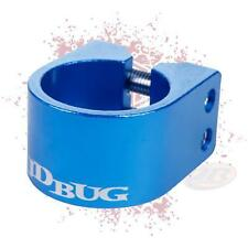 JD Bug Scooter Pro Extreme Double Collar Clamp - Blue