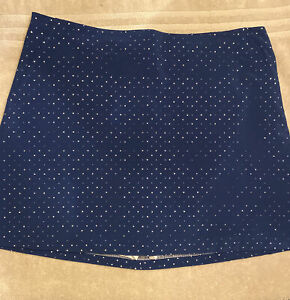 Lady Hagen Golf Skort Skirt  Size 14 - SHIPS FREE! EUC