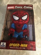 iPhone 4/4s Spiderman Chara-Cover Protective Case Marvel Spider-Man NIB
