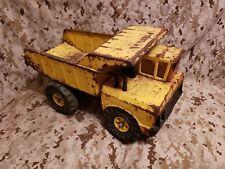 "Vintage Tonka yellow Dump Truck 18"" 1970's toy"