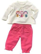 New Baby Girl 2 Piece Autumn/Winter/Summer Set Size: 000 (3-6M)