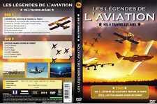 DVD Les Légendes de l'aviation | 2 dvd | Documentaire | <LivSF> | Lemaus