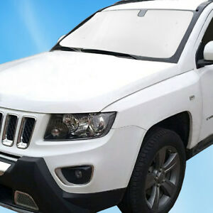 Fit For Jeep Compass 2011-2016  Front Windshield Custom Sunshade UV Block