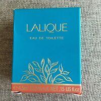 LALIQUE eau de toilette by LALIQUE MINIATURE MINI travel