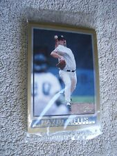Sealed Topps 1997 David Wells Pat Kelly  Baseball Cards 5 Ball Park Promotional