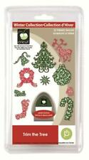 Cricut Trim the Tree Cartridge, Christmas Decorations, Cards, Ornaments, Baubles
