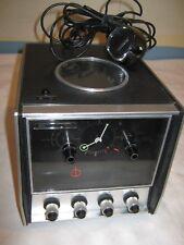 Panasonic Clock AM/FM Radio, Model RD-9690, Early 70's