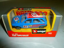 die cast 1/43 B burago 4134 Fiat  tipo rally rara   Made in Italy