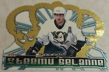 1999-00 Crown Royal Teemu Selanne Card 5