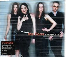 THE CORRS - BREATHLESS (3 track CD single)
