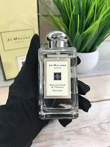 Jo Malone English Pear & Freesia Eau De Cologne 100 ml 3.4 fl.oz NEW in box