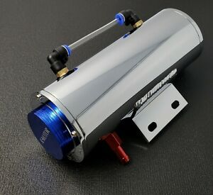Aluminum Coolant Overflow Reservoir Tank - For Car Engine Radiator 500ML