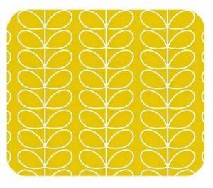 Orla Kiely Linear Stem Leaves Pattern Customized Rectangle Mousepad