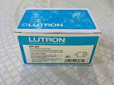 Lutron Pp-Dv Dual Voltage Power Pack