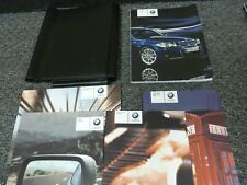 2011 BMW 128i 135i 1M Series 1 Coupe Convertible Owner Manual User Guide 3.0L