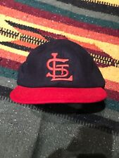 St. Louis Cardinals Cooperstown Ballcap Co. 1940-55 Wool Fitted Hat Cap 7 1/8