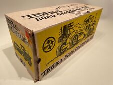 Vintage Toy Tonka Mound Minn. #510 Road Grader W/Box