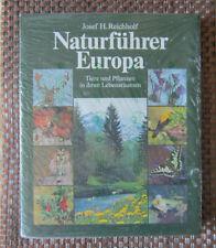 Tiere und Pflanzen in ihren Lebensräumen -- NATURFÜHRER EUROPA / Nachschlagewerk