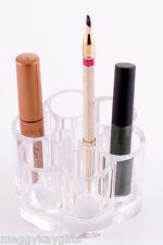 Crystal Clear Acrylic Lipstick , Make-up holder - Bathroom / Bedroom storage