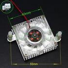 40mm Aluminum 2pin Computer PC VGA Video Card Heatsink Cooler Cooling Fan
