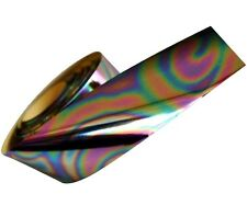 MAGIC TRANSFERFOLIE NAILART RAINBOW SWIRL