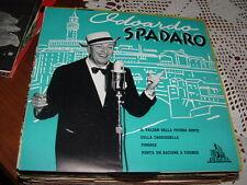 """ODOARDO SPADARO  """" IL VALZER DELLA POVERA GENTE + 3 """" E.P. ITALY'59"""