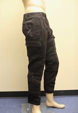 $720 New Authentic GUCCI Mens Casual Cargo Pants EU 44 /US 28 Dark Brown 255679